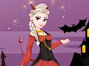 Elsa Halloween Dressup