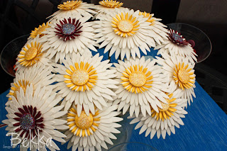 Stampin' Up! Daisies
