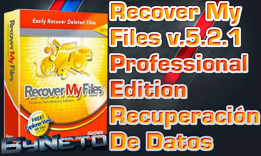 recover my files 5 2 cracked