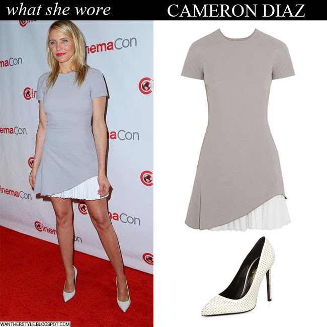 Cameron Diaz Red Carpet Dresses