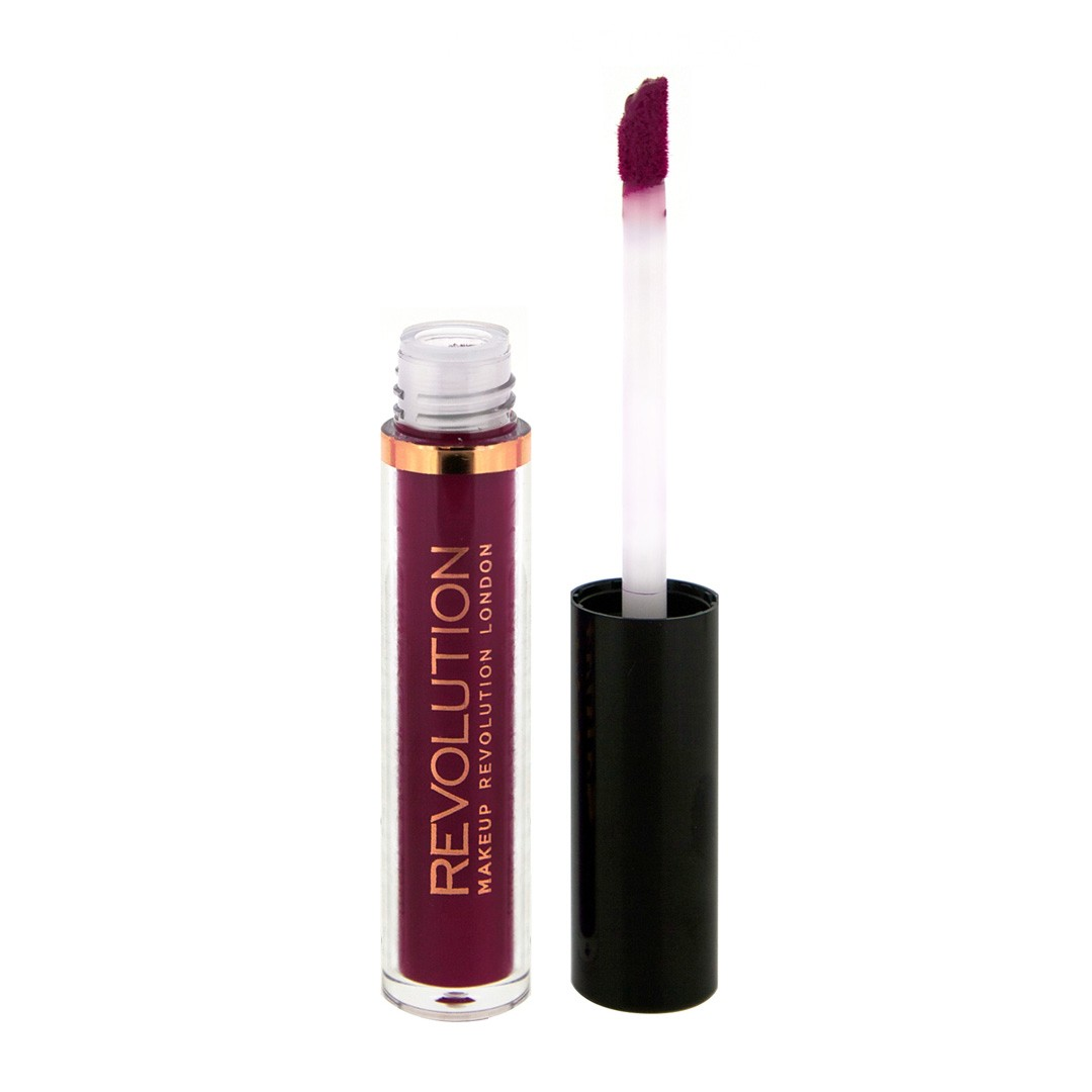 Makeup Revolution - Salvation Velvet Lacquer in Rebel