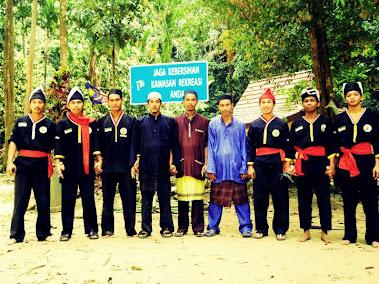 Pendekar Melayu Islam Abjad Malaysia