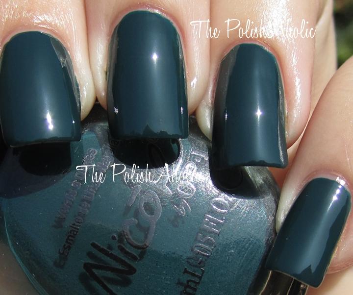 The PolishAholic: Nicole by OPI Kardashian Collection Swatches!