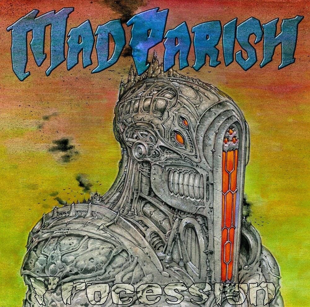 """MAD PARISH - """"Mad Parish"""""""
