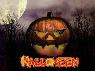 Halloween Dark Gothic Wallpaper