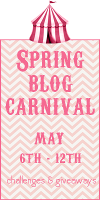 Spring Blog Carnival WINNERS!