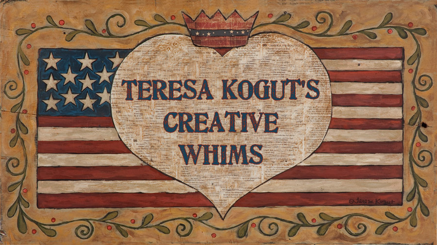 Teresa&#39;s Creative Whims