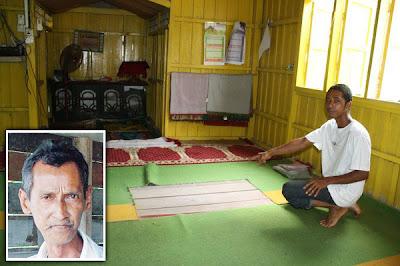 Imam surau mati dibunuh