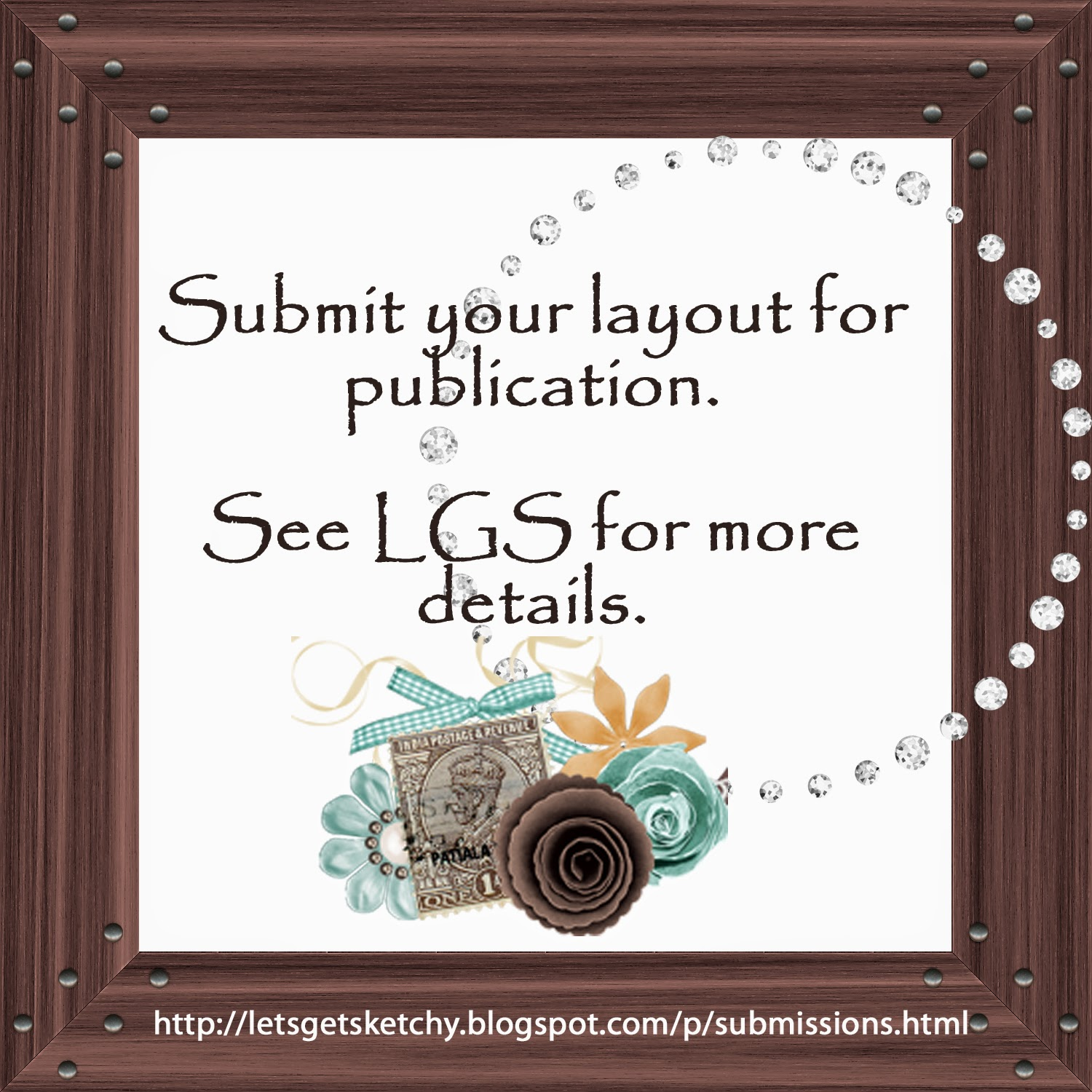 Submit your layout for publication