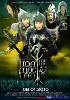 Hoa Mộc Lan (2009) - Mulan 2009