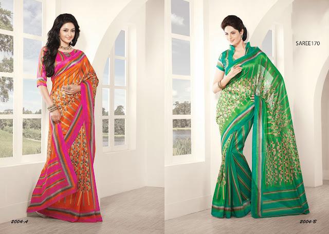 New Designer Bhaglpuri with Cotton Printed Saree,New indian Fashion Cotton and Juming jacquard printed saree