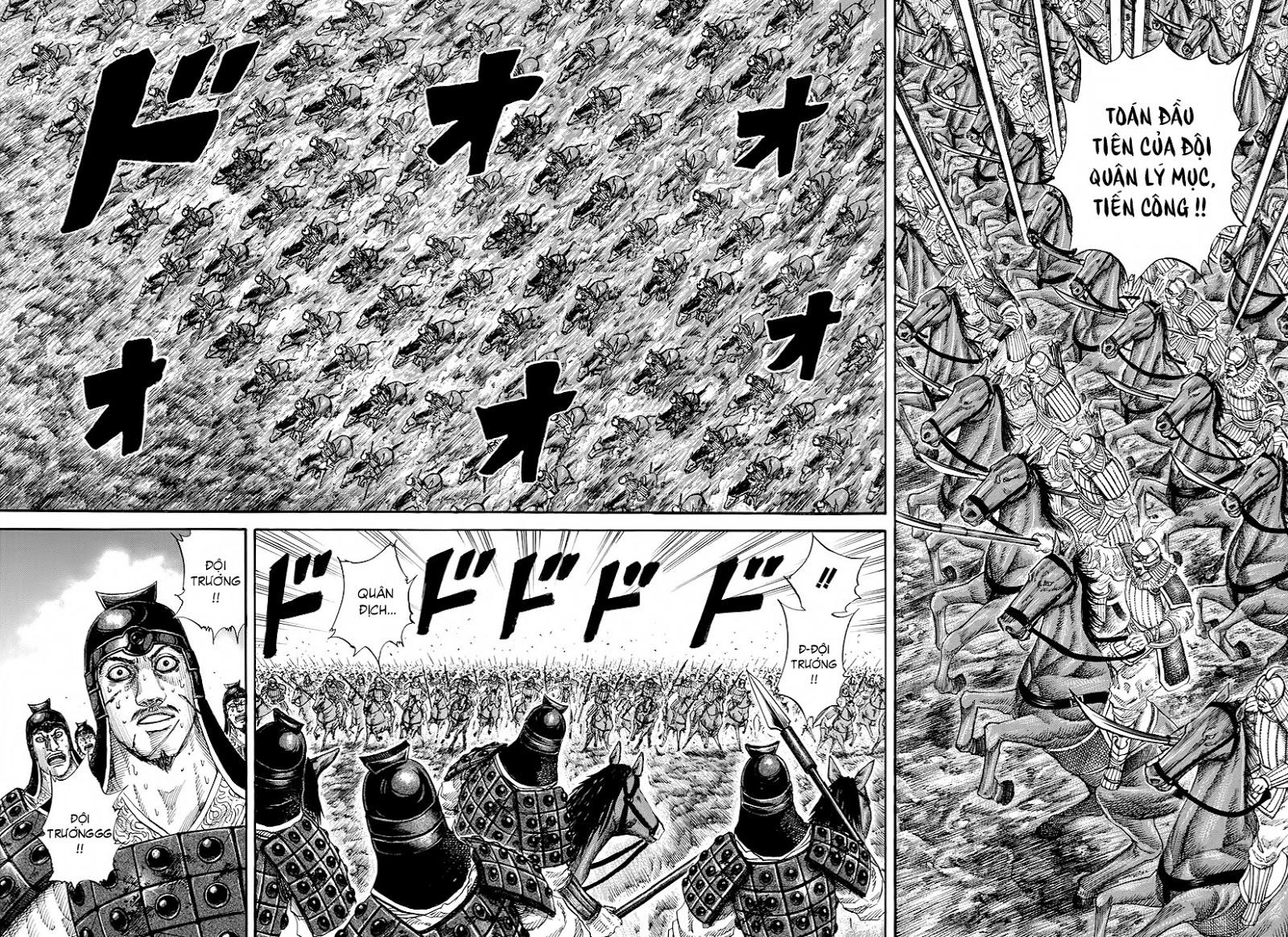 Kingdom – Vương Giả Thiên Hạ (Tổng Hợp) chap 167 page 13 - IZTruyenTranh.com