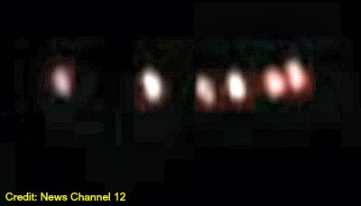 UFOs Over Otway, North Carolina 9-19-12