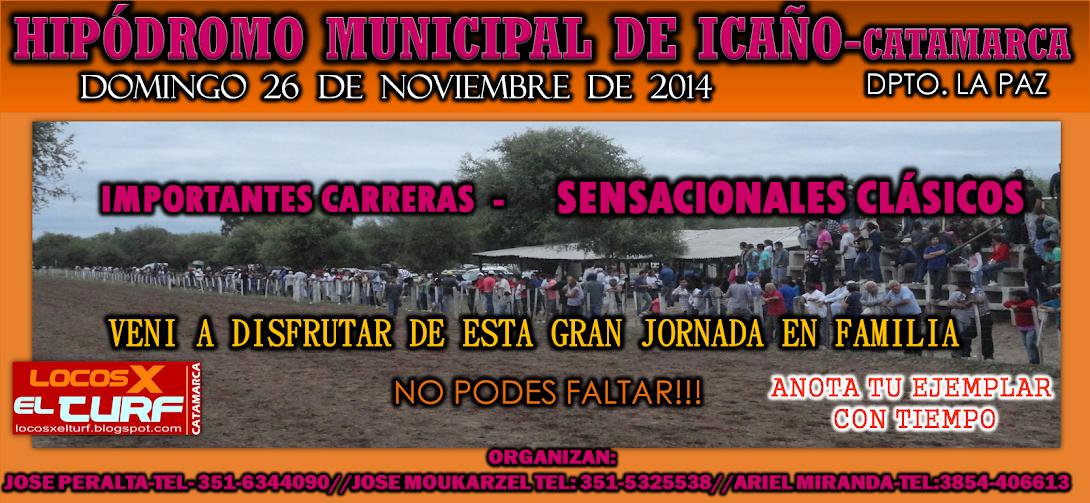 26-11-14-HIP. ICAÑO