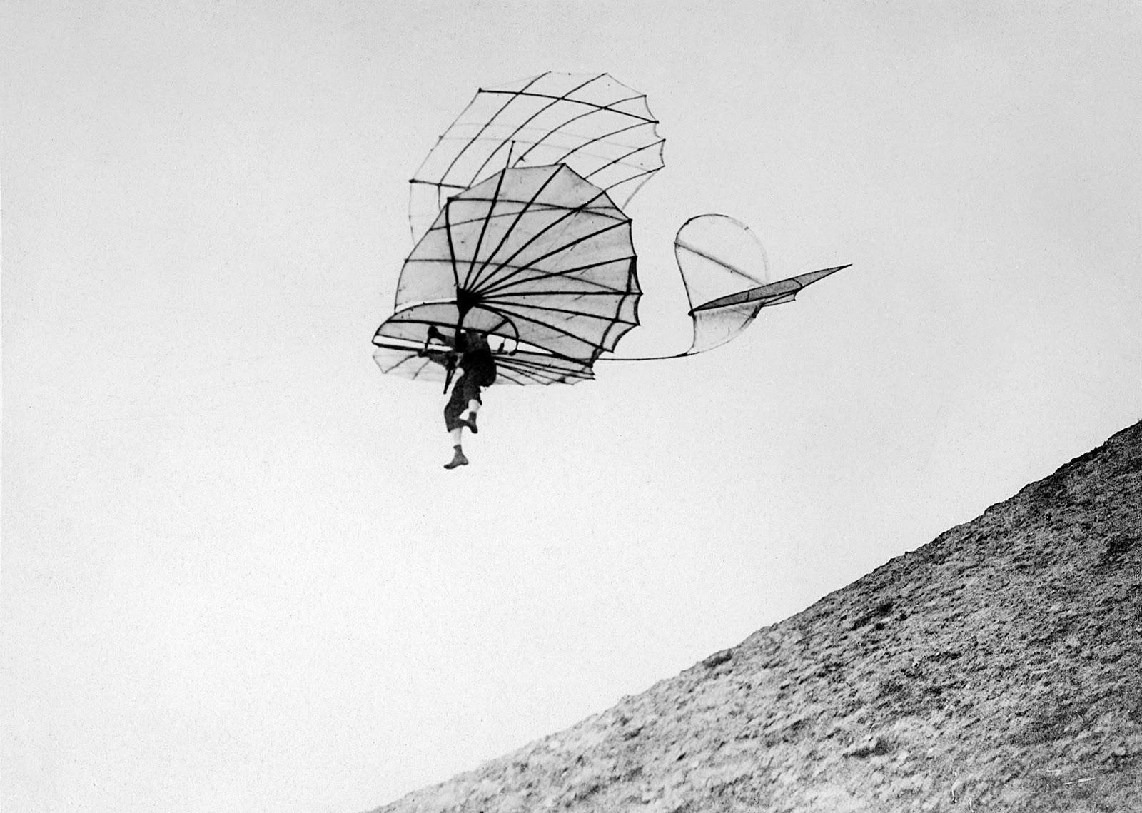 Otto Lilienthal Glider