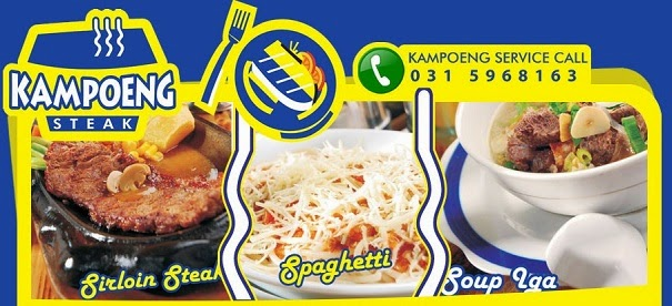 Daftar Harga, Harga Menu Kampoeng Steak, Alamat Cabang, Kampoeng Steak,Kampoeng steak Surabaya,