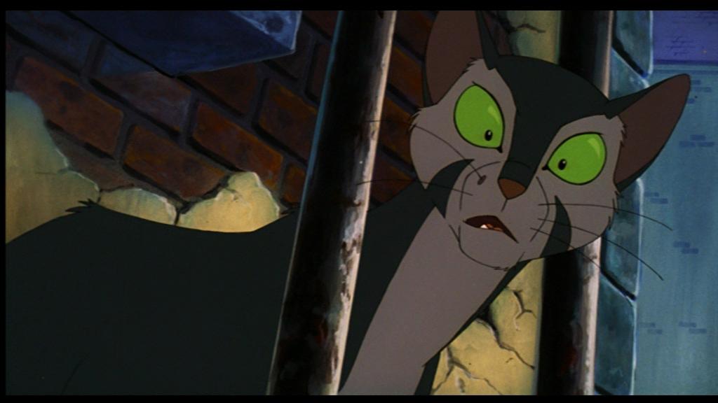 Animated Cat Movie Paris