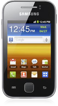 ROM S5363XXKK3 Android 2.3.6 Firmware for Ireland O2 Samsung Galaxy Y