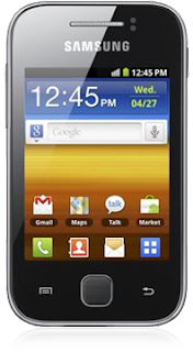 Download Stock ROM S5363XXKK3 Android 2.3.6 Firmware for Ireland O2 Samsung Galaxy Y S5363