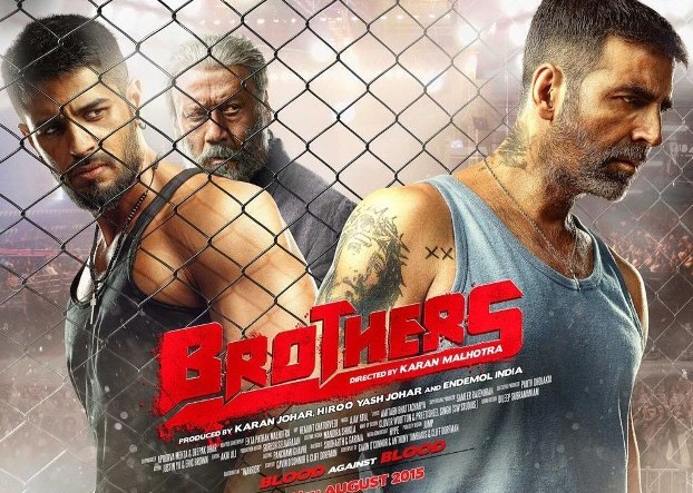 Sidharth Malhotra and Akshay Kumar Body in Brothers