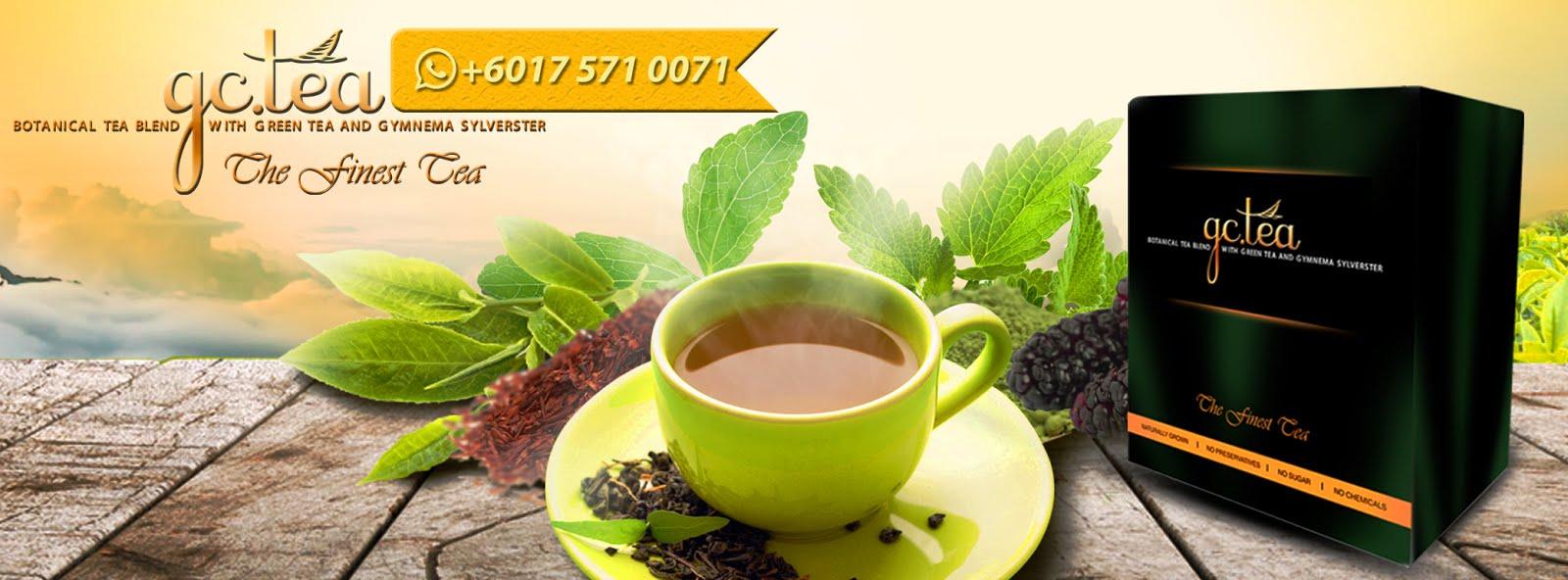 GC Tea Penawar Kencing Manis