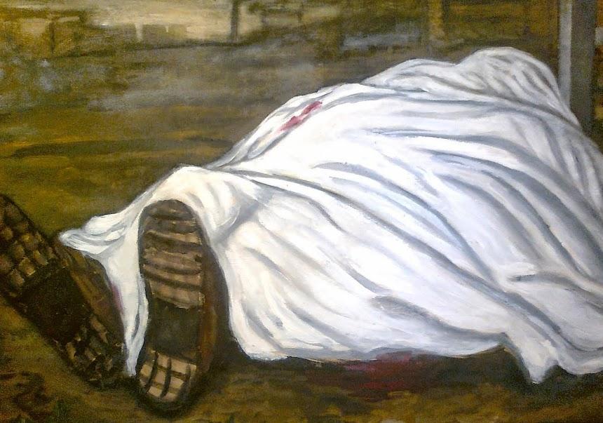 Infortunio mortale opera di carlo soricelli del 1978