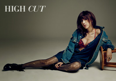 Seo In Young Sexy High Cut Magazine Vol. 114