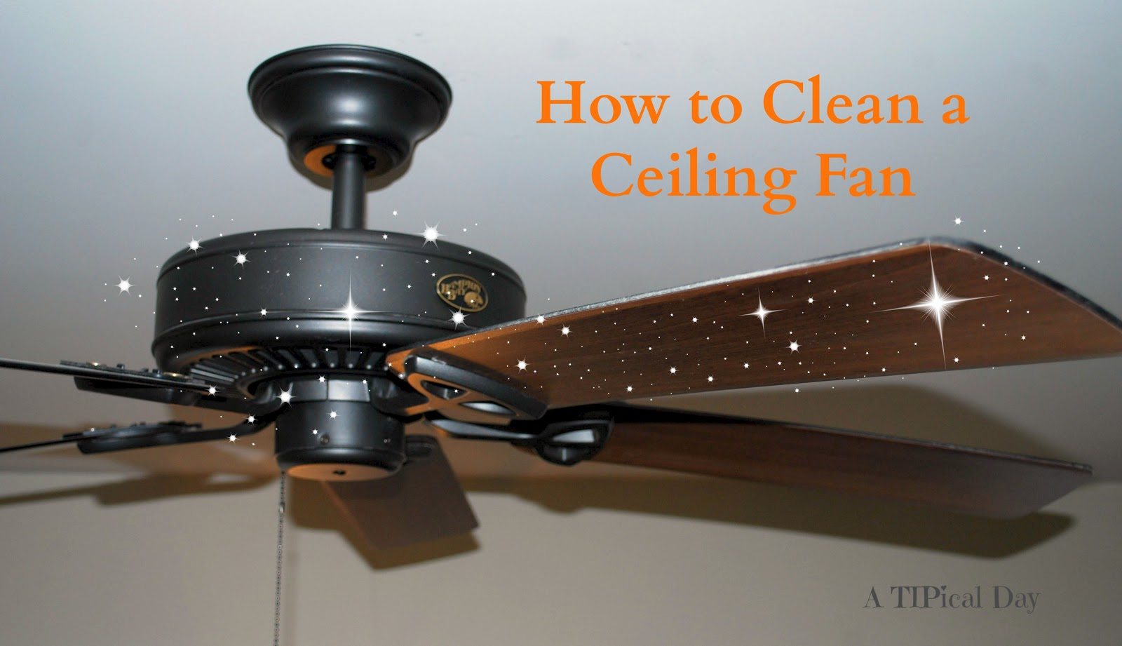 Cleaning ceiling fans a tipical day cleaning ceiling fans aloadofball Image collections