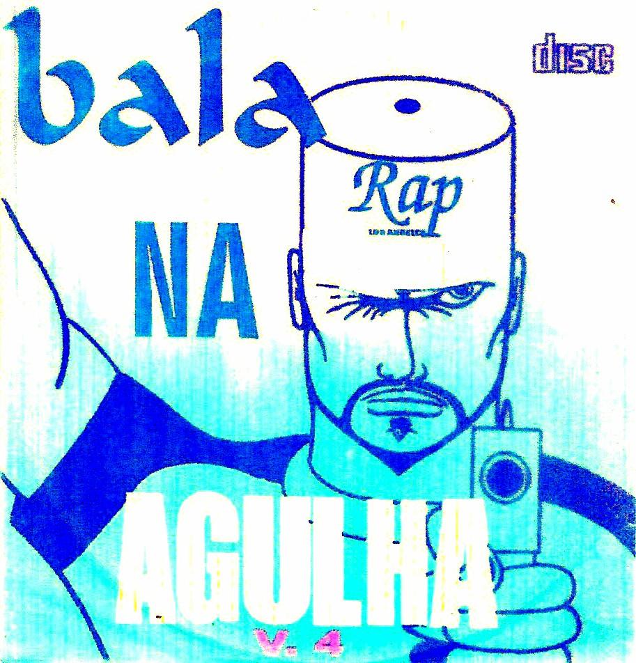 BALA NA AGULIA VOL. 4 - CD DE COLECIONADOR