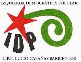 IZQUIERDA DEMOCRÁTICA POPULAR