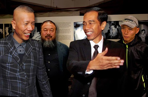 Kumpulan Gambar Photoshop Jokowi yang WOW