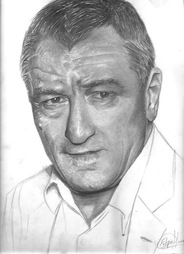 Homem realista (desenho)