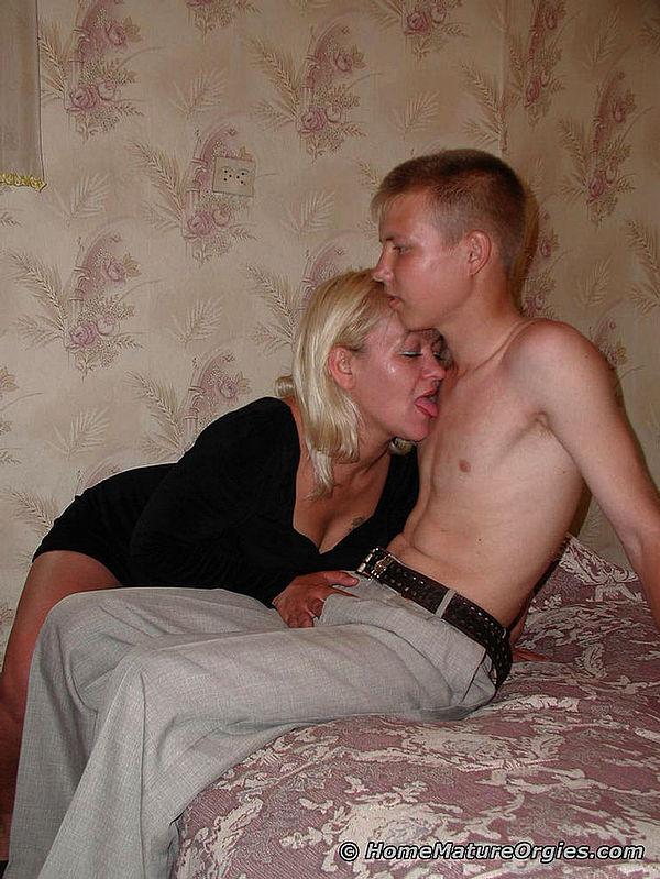 Секс со зрелыми жегщинами