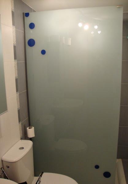 Mamparas de ducha 3 caras