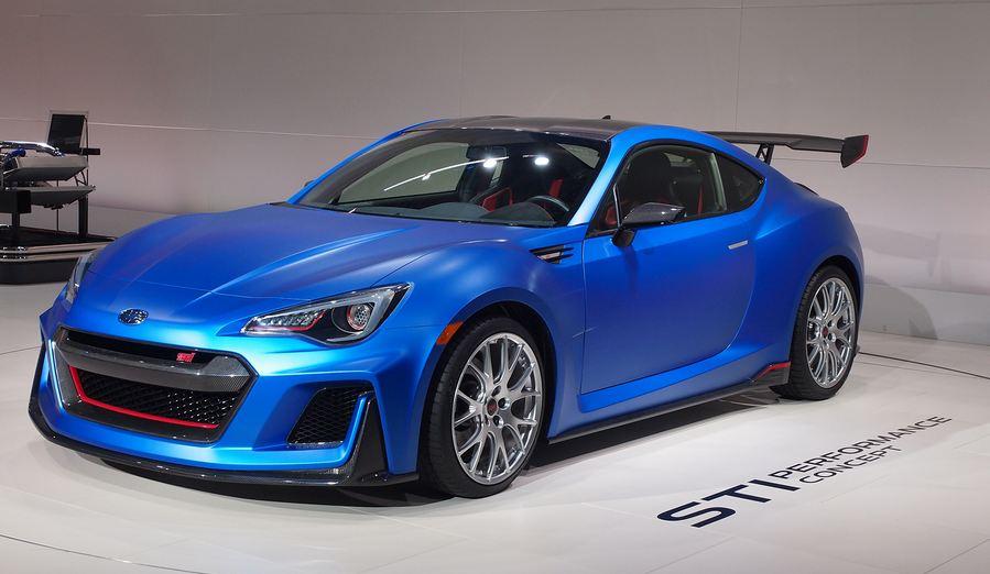 Subaru brz sti release date in Australia