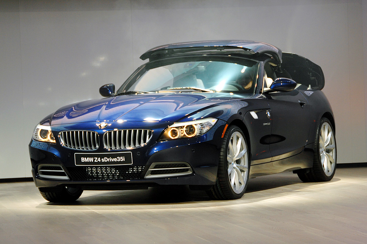 Sport Cars Bmw Z4 2012 Nice Car
