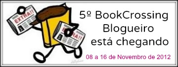 BLOG LUZ  DE LUMA,  YES PARTY! 5º BOOKCROSSIING