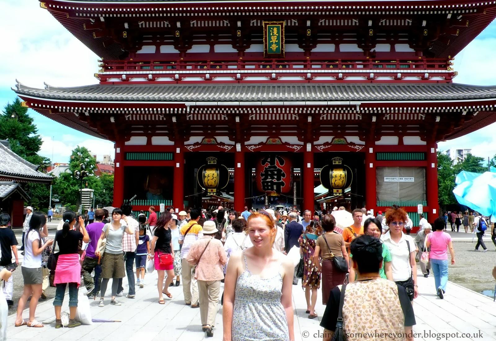 Sensō-ji - Tokyo, Japan