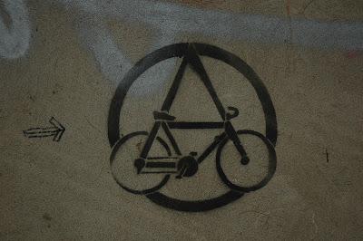 Rower anarchia bike anarchy
