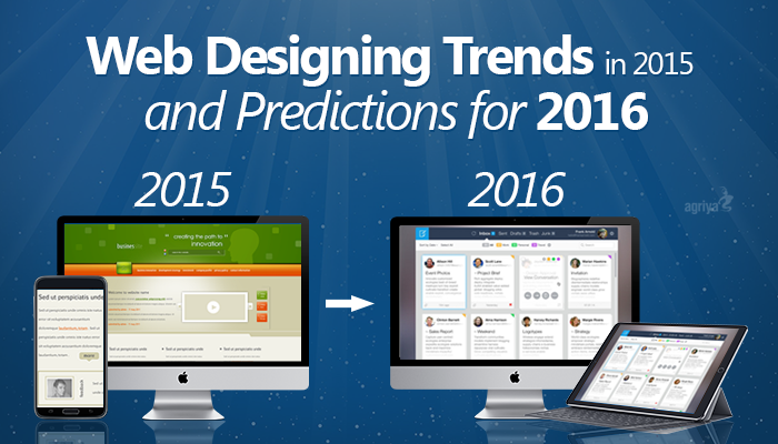 web design trends predictions 2015 2016