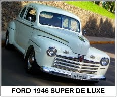 FORD 1946 SUPER DE LUXE