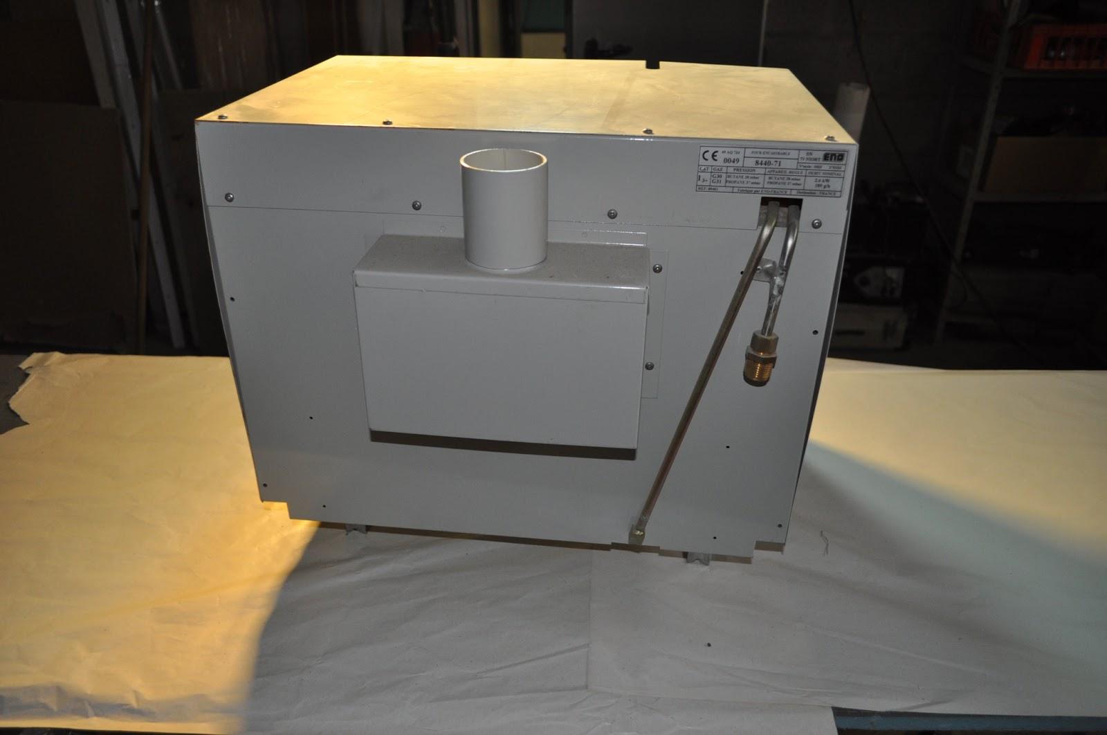 ventedepot67 four encastrable gaz de la marque eno pour b teau ou camping car. Black Bedroom Furniture Sets. Home Design Ideas