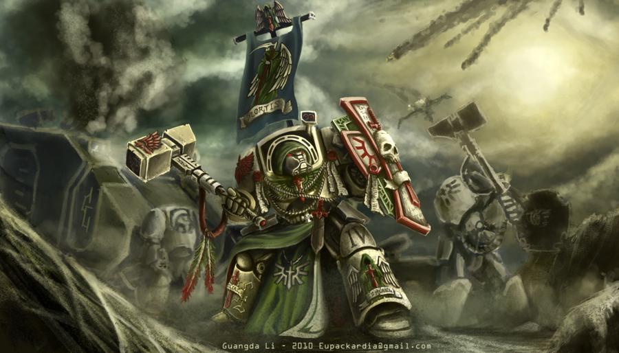 Deathwing Knights: Just Wow - Faeit 212: Warhammer 40k ...