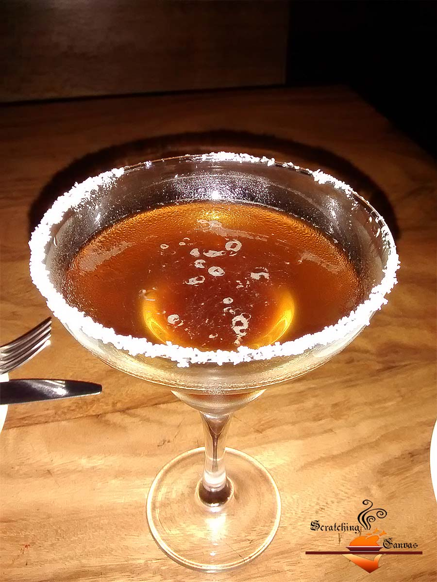 Recipe restaurant review the irish house phoenix for Passion coffee