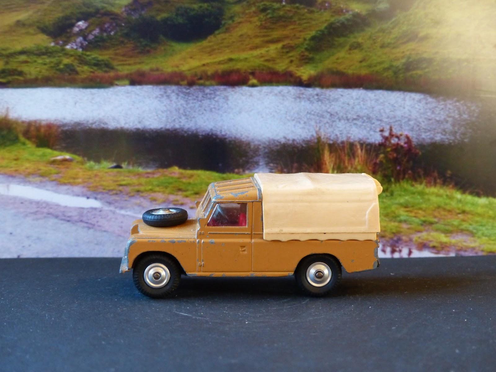 Toys Land Rover 48
