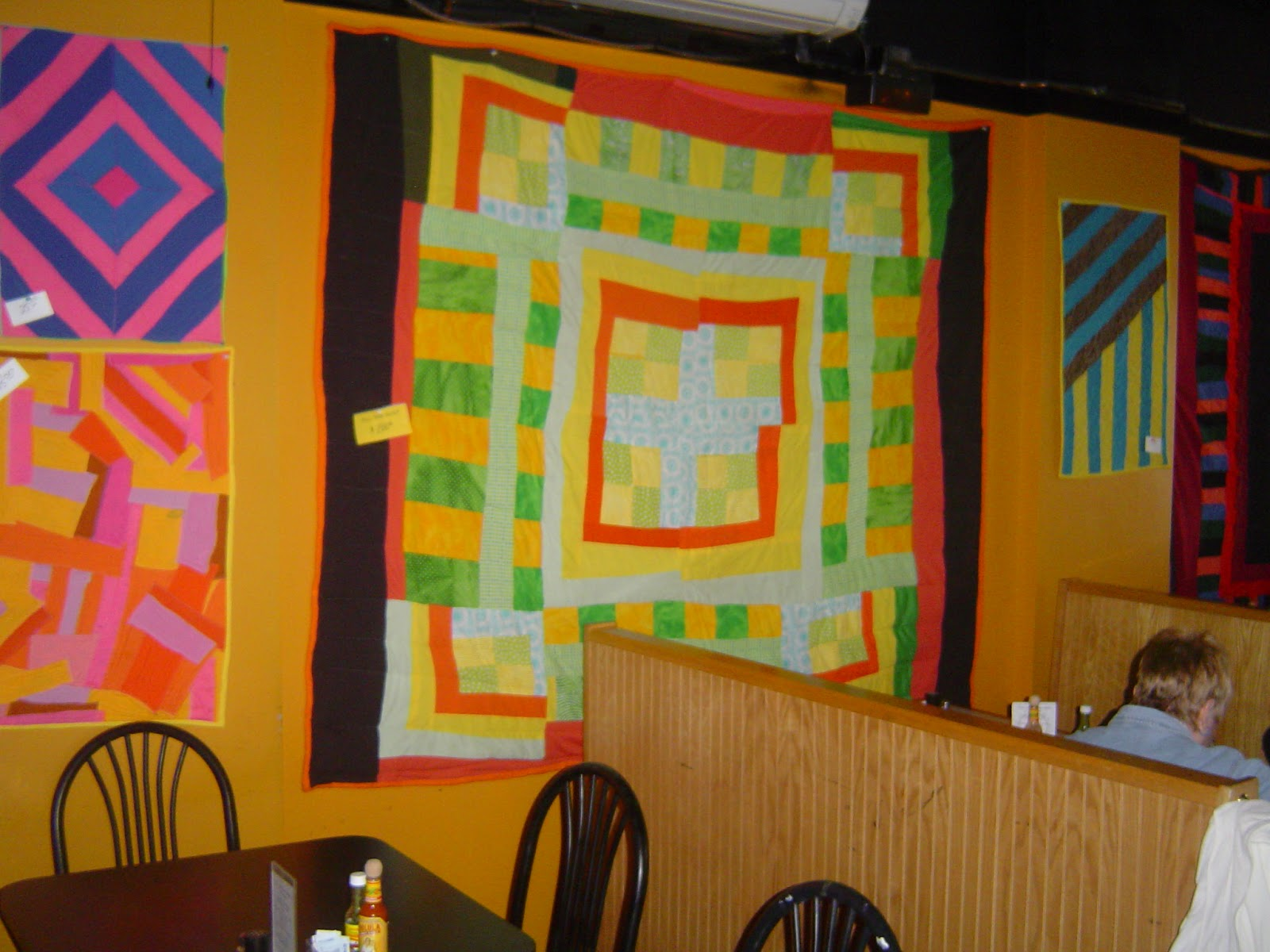 Recycled Quilt Quilt Show