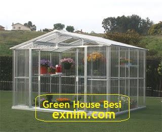 Gambar Green House Besi