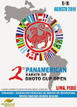 2do CAMPEONATO PANAMERICANO KARATE DO SHOTO CUP OPEN  Lima-Perù