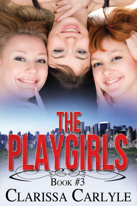 The Playgirls, book 3 in the series