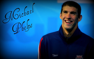 Michael Phelps Wallpapers 2012
